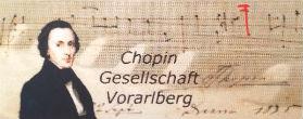 Chopin Gesellschaft Vorarlberg